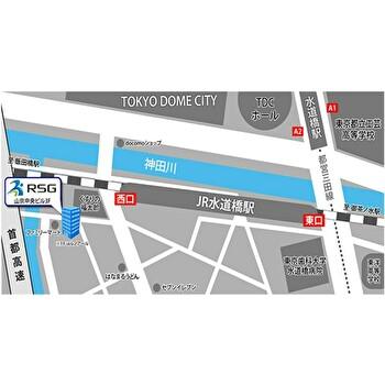 東京本社地図