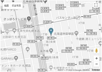 札幌支社地図